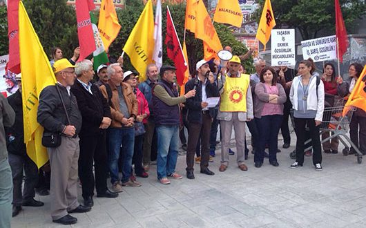 Batıkent Demokrasi Güçleri'nden 1 Mayıs'a çağrı !