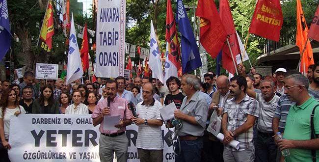"""""""KATİL IŞİD İŞBİRLİKÇİ AKP"""""""