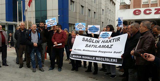 ÖZEL HASTANELER HALKI ACİLDE SOYUYOR !