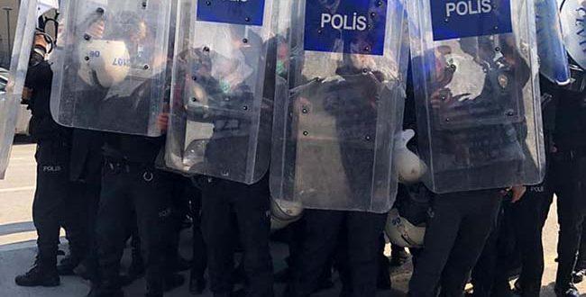 GÖZALTINA ALINAN SAĞLIK EMEKÇİLERİ DERHAL SERBEST BIRAKILSIN !